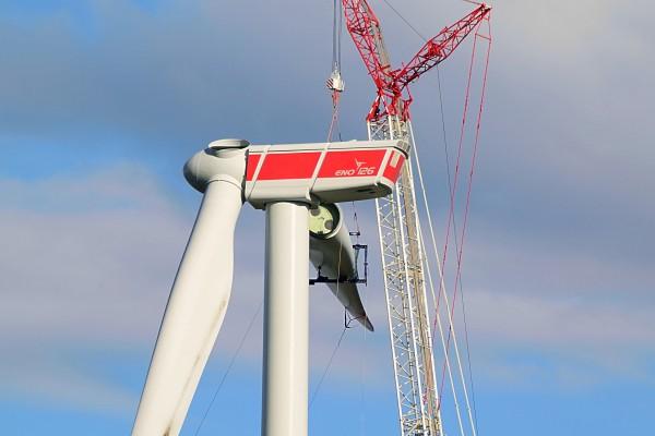 Kranfahrerunterweisung für Windenergieanlagen/WEA (365 Tage Lizenz)