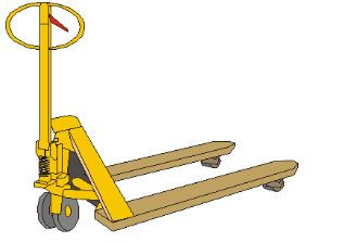 Innerbetriebliche Ausbildung für Flurförderzeuge mit Fahrersitz oder -stand