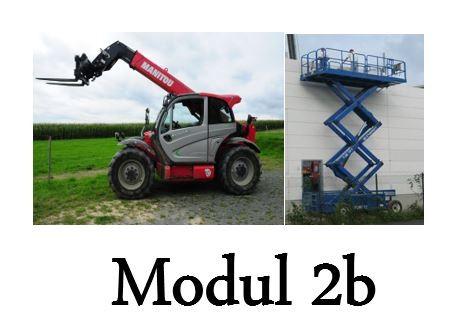 Teleskoplader Modul 2b