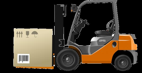 Gabelstapler / Flurförderzeuge (365 Tage Lizenz)