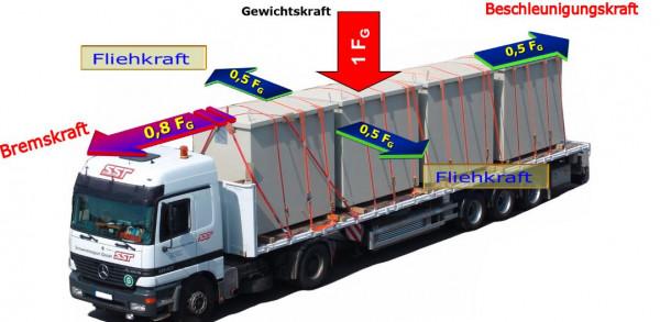 Transport / Ladungssicherung (365 Tage Lizenz)